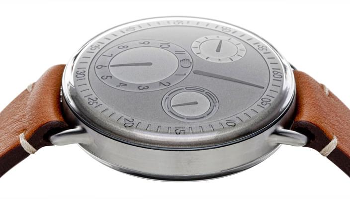 Ressence Type 1 V Genesis: уникальные каменные часы   фото