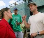 Пострадавшие от урагана Катрин получили дома от Брэда Питта