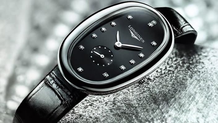 Longines Symphonette: женские элегантные часы   фото, инфо