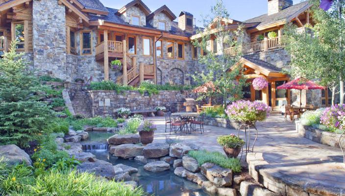 Дом Роксаны Пулитцер в Колорадо | фото, цена, площадь