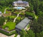 Дом Тайлера Перри в Атланте: дворец из сказки   фото, цена