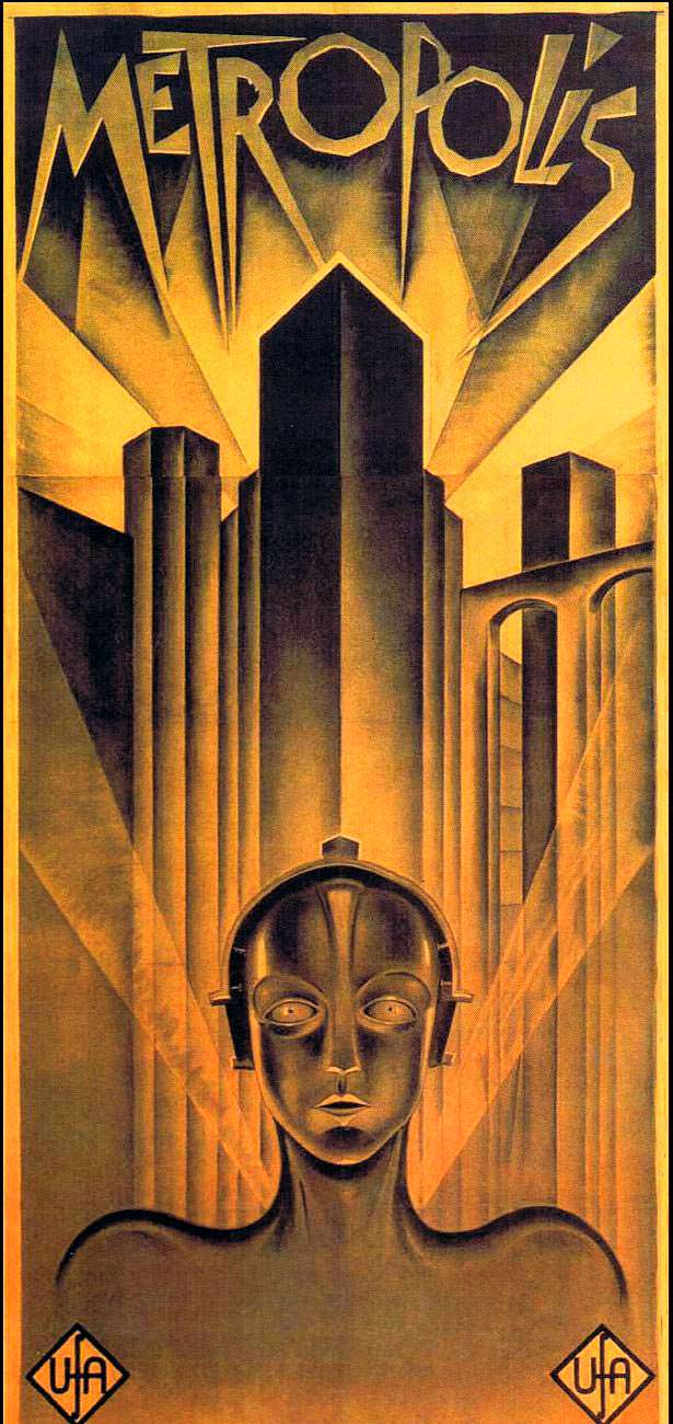 «Метрополис» 1927 года: самый дорогой постер в мире