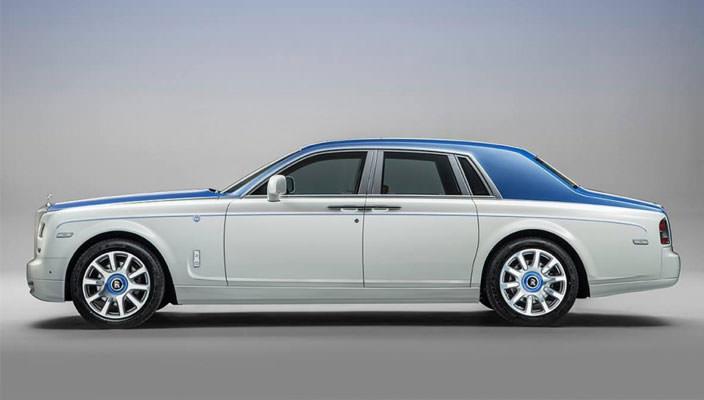 Спецверсия Rolls-Royce Phantom Nautica Edition | фото