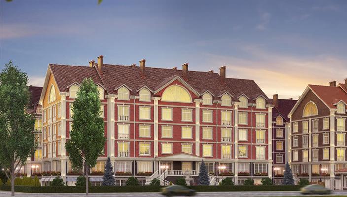 Квартиры в ЖК «Британский квартал» Киева | продажа, цены