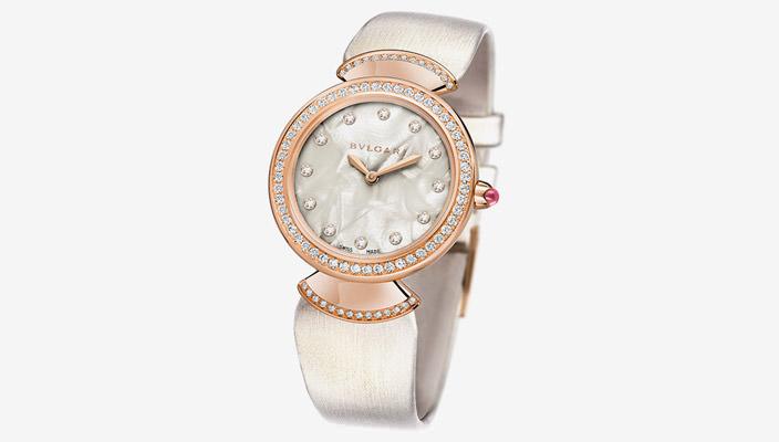 Bvlgari Diva: новые ювелирные вечерние часы   фото, инфо