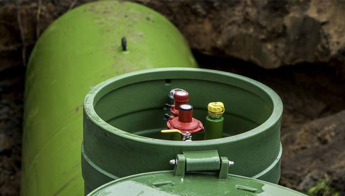 Системы автономного газоснабжения от ООО «ФАСХИММАШ»