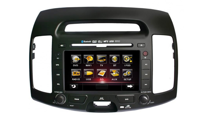 Мультимедийная система для Hyundai Elantra
