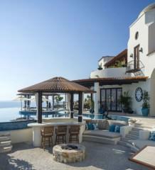Уникальная вилла на побережье океана в Мексике   фото, цена
