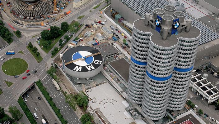 Прибыль BMW неожиданно выросла в третьем квартале 2015 года