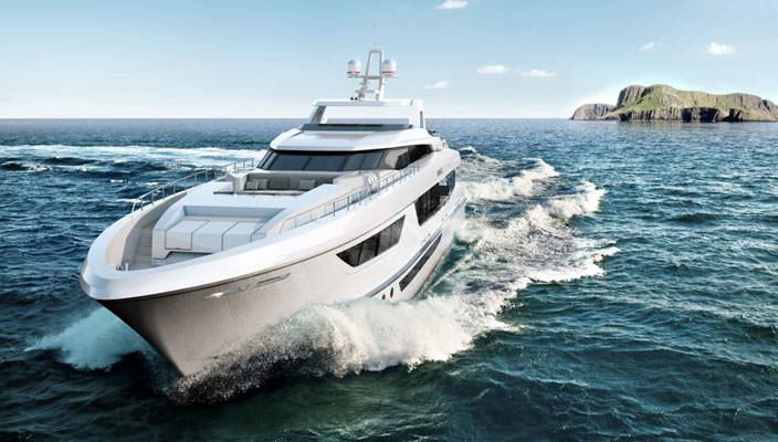 Новая яхта Project Nina от Heesen Yachts | фото, обзор судна