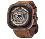 SevenFriday выпустила деревянные наручные часы | цена, фото