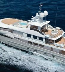 Основатель GoPro Николас Вудман купил 55-метровую яхту Amels