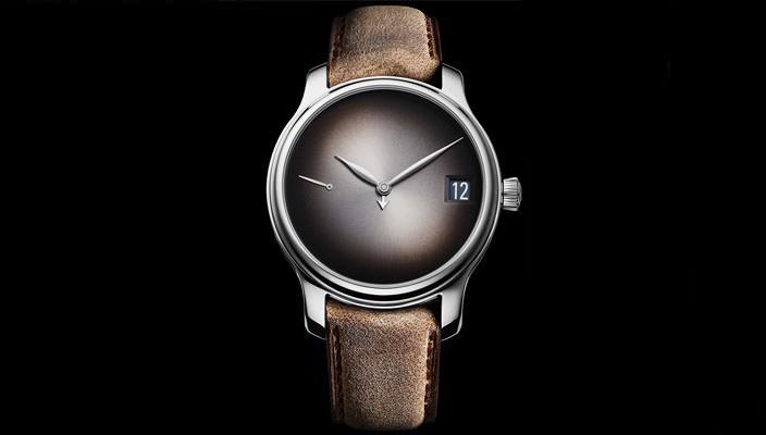 H. Moser & Cie выпустил новые минималистические часы | инфо