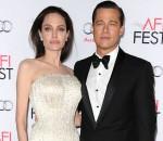 Анджелина Джоли и Брэд Питт переезжают в Лондон | фото пары