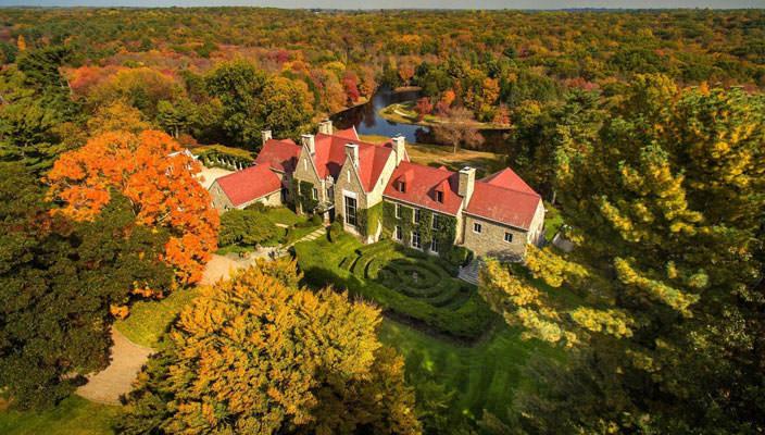Самый дорогой дом Коннектикута продается | фото, цена, инфо