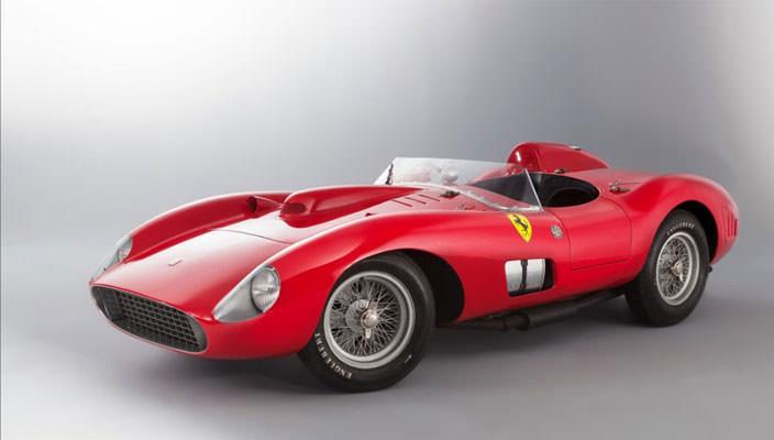 Ferrari 335 S 1957 года - самое дорогое авто в мире | цена