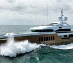 Суперъяхта Azamanta от Heesen Yachts | фото, обзор судна