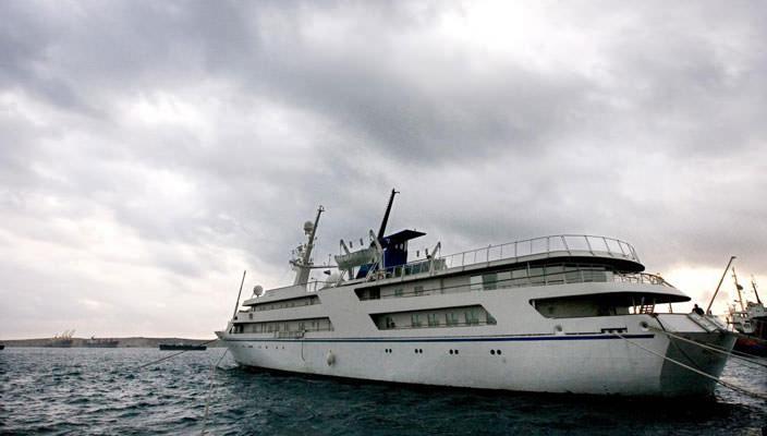 Яхта Саддама Хусейна продается | фото, цена, обзор