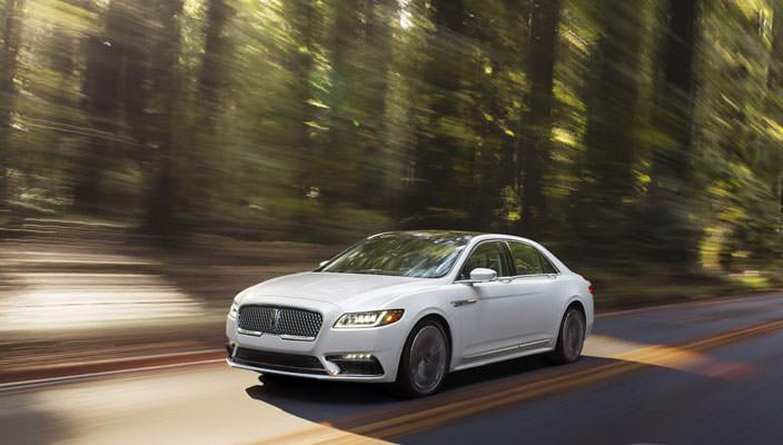 Lincoln Continental нового поколения | фото, видео, цена