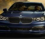 Alpina B7 xDrive на базе BMW 7-Series | фото, видео, хар-ки