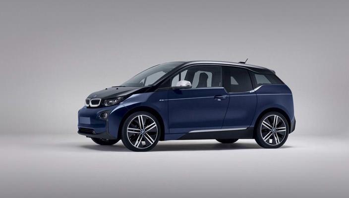 Электрокар BMW i3 получил спецверсию для мужчин   фото, цена