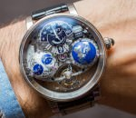 Уникальные часы Bovet Recital 18 Shooting Star | фото, цена