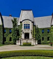 Певица Селин Дион продала дом в Канаде | фото, цена, инфо