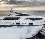 Фантастическая яхта Ferretti's Custom Line 108 | 34 фото