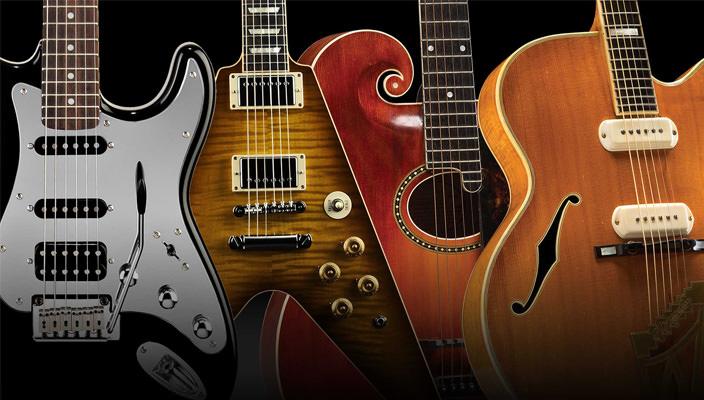 Легендарные гитары рок-н-ролла продадут на торгах Guernsey's