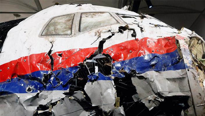 Российская версия крушения рейса Boeing MH17 несостоятельна