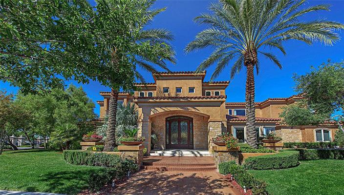 Майк Тайсон продает дом в Лас-Вегасе | фото, цена, инфо