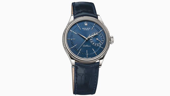 Rolex Cellini: самые тонкие наручные часы бренда   фото