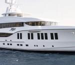 Невероятная моторная яхта Ruya от Alia Yachts | фото, видео