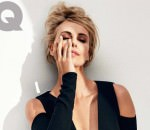 Шарлиз Терон снялась для журнала GQ magazine | фото