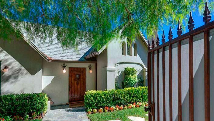 Недвижимость Тома Круза в Голливуде