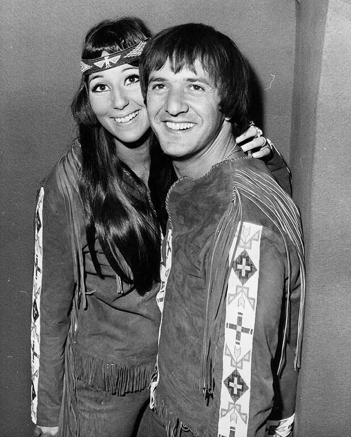 Шер и Сонни Боно. Брак с 1964 по 1975 годы