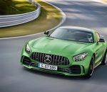 Суперкар Mercedes-AMG GT R 2017
