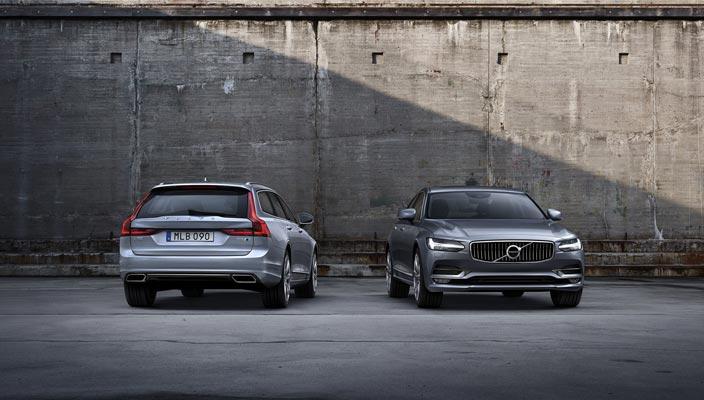 Volvo S90 Polestar и V90 Polestar