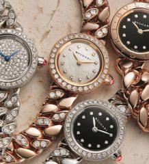 Ювелирные часы Bvlgari Piccola Catene