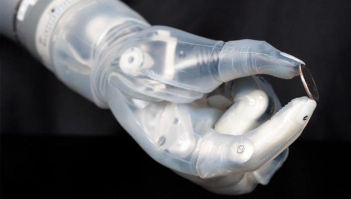 Бионическая рука LUKE Arm