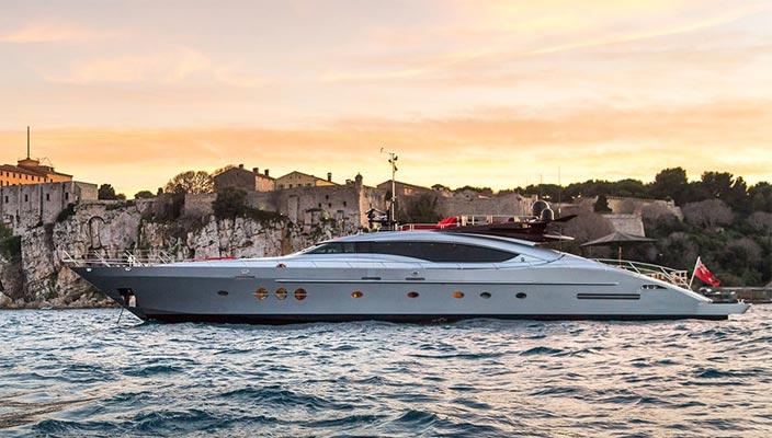 Суперъяхта Vitamin от Palmer Johnson Yachts
