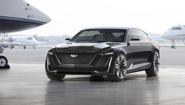 Концепт Cadillac Escala