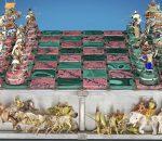 Антикварные шахматы от M. S. Rau Antiques