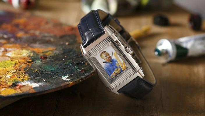 Наручные часы Jaeger Lecoultre Reverso à Eclipse