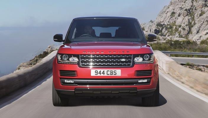 Внедорожник Range Rover SVAutobiography Dynamic