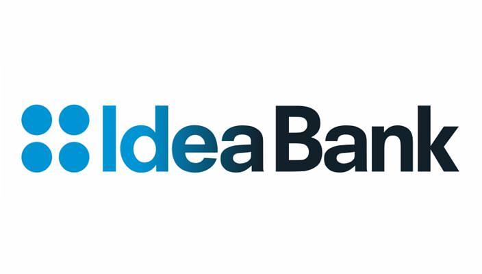 Логотип банка IdeaBank