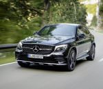 Горячий кроссовер Mercedes-AMG GLC 43 Coupe