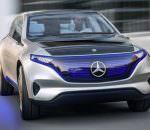 Первый электрокроссовер Mercedes-Benz Generation EQ