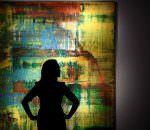 Картина Abstraktes Bild 809-2 Герхарда Рихтера