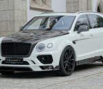 Тюнинг Bentley Bentayga от Mansory